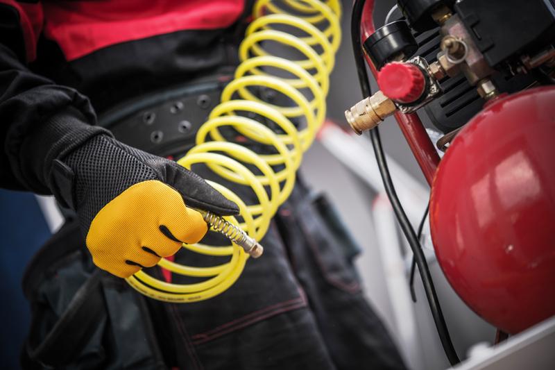 La importancia de utilizar repuestos originales para su compresor de aire