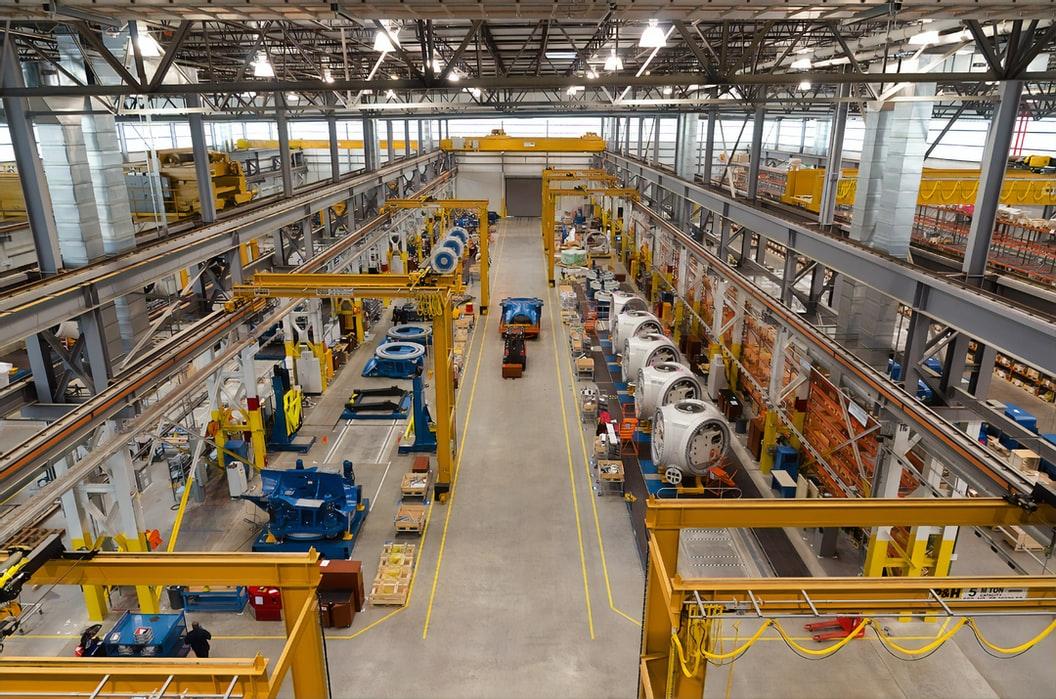 Uso industrial y aplicaciones de soplantes de aire